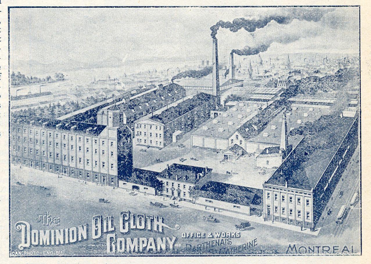 Dominion Oilcloth & Linoleum Company