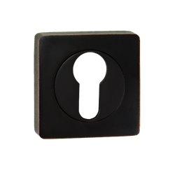 Накладка Puerto ET AL 02 ABB бронза чёрная с патиной