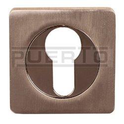 Накладка Puerto OB AL 02 SN/NP никель матовый/никель блестящий