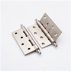 Петля RENZ 100- 4BB CH SN никель матовый