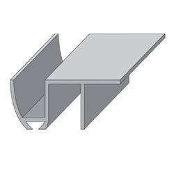 Направляющая Ренц нижняя для раздвижных дверей 2 метра