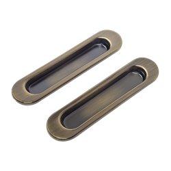 Ручка Tixx для раздвижных дверей SDH 501 AB бронза античная