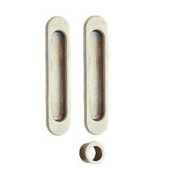 Ручка Ренц для раздвижных дверей SDH 401 SN никель матовый