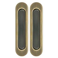 Ручка Ренц для раздвижных дверей SDH 401 AB бронза античная