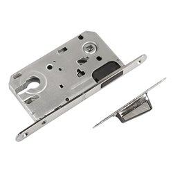 Защелка сантехническая магнитная Denali DL 18.96-C Magn CP хром