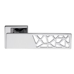 Ручка дверная DND by Martinelli Арети' 02 хром блестящий AT 14 OC