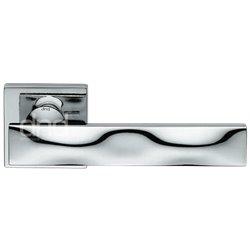Ручка дверная DND by Martinelli Шик хром блестящий SK13 OC