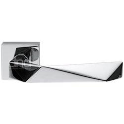 Ручка дверная DND by Martinelli Аллюр хром блестящий LU14 OC