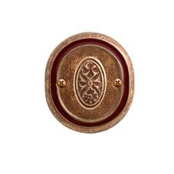 Завертка Val de fiori Беладжио бронза состаренная с эмалью BK 70 OB/BRI