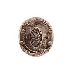 Завертка Val de fiori Соланж серебро античное BK 74 AI