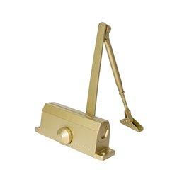 Доводчик дверной Trodos TD 120 золото