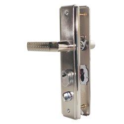Комплект ручек Marlok РД-8008 SN эко автомат правый (Тип 8) никель 023255