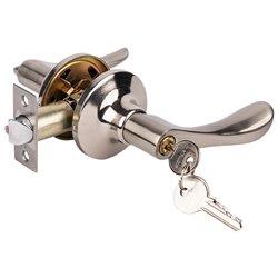 Защелка Marlok ЗВ3-01 ключ SN никель