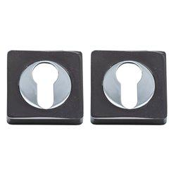 Накладка Marlok A52-CL BN/CP черный никель/хром