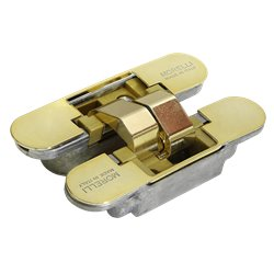Скрытая петля Morelli золото HH-4 PG
