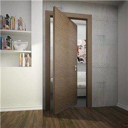 Комплект для двери Morelli 2000х700, цвет фурнитуры - черный