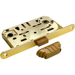 Магнитный замок Morelli для системы Twice золото TWICE M1885 PG