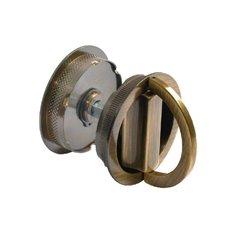 Завертка Morelli для системы Twice бронза античная TWICE WC MAB