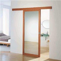 Комплект для одностворчатой двери Morelli от 620 до 1000мм, стопор-довод/доводчик