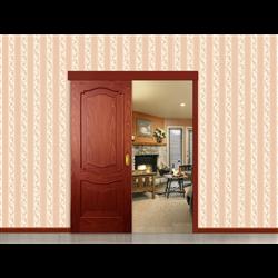 Комплект для одностворчатой двери Morelli до 60кг, стандартный стопор