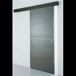 Комплект для одностворчатой двери Morelli до 160кг, стандартный стопор