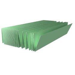 Подложка-Гармошка Solid Зеленая 3мм