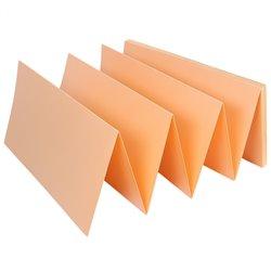 Подложка-Гармошка Solid С Пароизоляцией Оранжевая 3мм