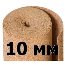 Подложка Пробка Granorte 10 мм