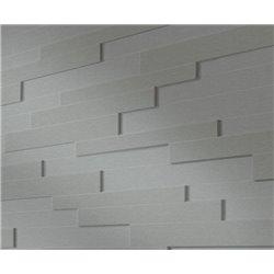 Панели стеновые Meister Aluminum metallic