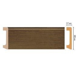 Цветной плинтус DECOMASTER D235-88