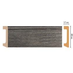 Цветной плинтус DECOMASTER D235-87