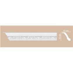 Плинтус потолочный DECOMASTER 95842F гибкий