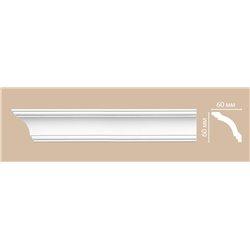 Плинтус потолочный гладкий DECOMASTER 96110F