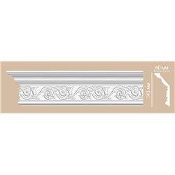 Плинтус потолочный с рисунком DECOMASTER DT-303