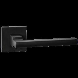 Ручка дверная Puerto, черный INAL 514-03 B