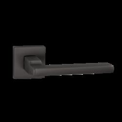 Ручка дверная Puerto, матовый черный никель INAL 514-03 MBN