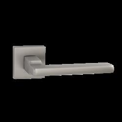 Ручка дверная Puerto, никель супер матовый INAL 514-03 MSN