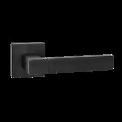 Ручка дверная Puerto, черный INAL 521-03 B