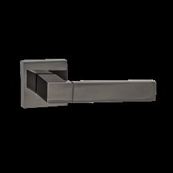 Ручка дверная Puerto, черный никель INAL 521-03 BN