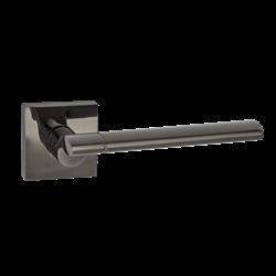 Ручка дверная Puerto, черный никель INAL 522-03 BN