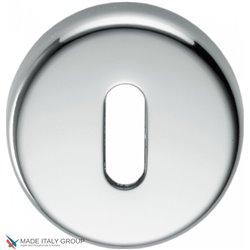 Накладка под ключ буратино на круглом основании COLOMBO CD1063G-CR полированный хром