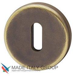 Накладка под ключ буратино на круглом основании COLOMBO CD1063G-BR бронза
