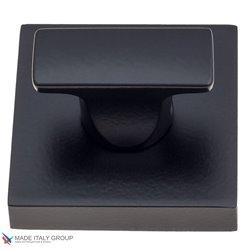 Фиксатор поворотный на квадратном основании COLOMBO MM29BZG6-NM черный