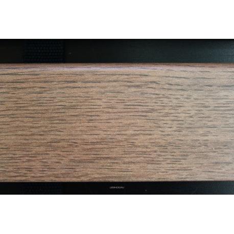 Плинтус МДФ ламинированный EGGER 60мм L202 - 942018