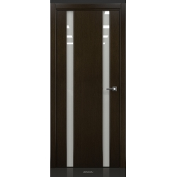 RADA Межкомнатные двери Гранд-М ДО1 Венге