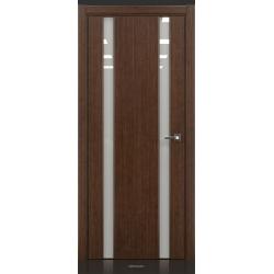 RADA Межкомнатные двери Гранд-М ДО1 Темный орех