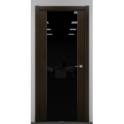 RADA Межкомнатные двери Гранд-М исп2 ДО2 Венге