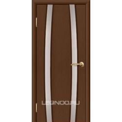 RADA Межкомнатные двери Лоренцо ДО1 Темный орех