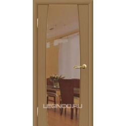 RADA Межкомнатные двери Лоренцо исп2 ДО3 Миланский орех
