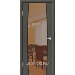 RADA Межкомнатные двери Лоренцо исп2 ДО3 Серый дуб